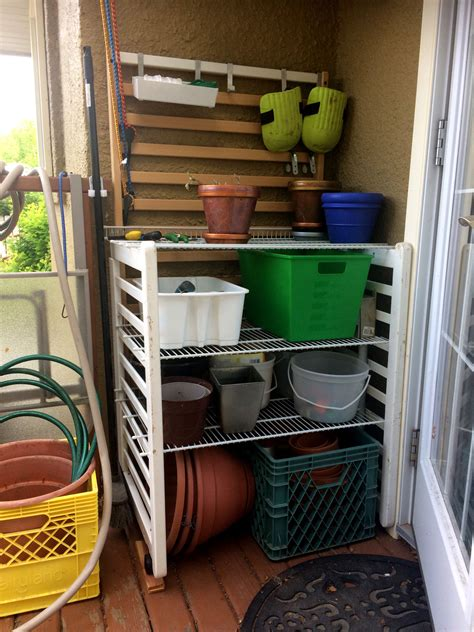 Diy-Repurpose-Metal-Rack