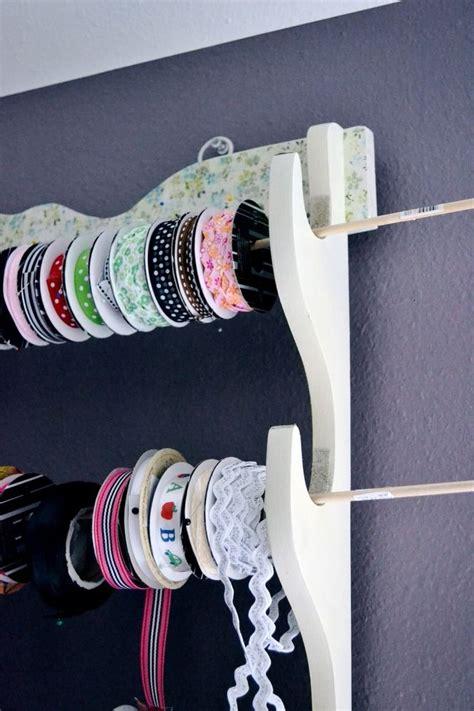 Diy-Repurposed-Craft-Ribbon-Rack
