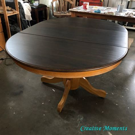 Diy-Restain-Dining-Table