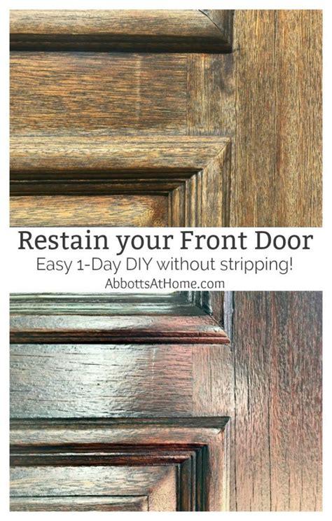 Diy-Restore-Front-Door