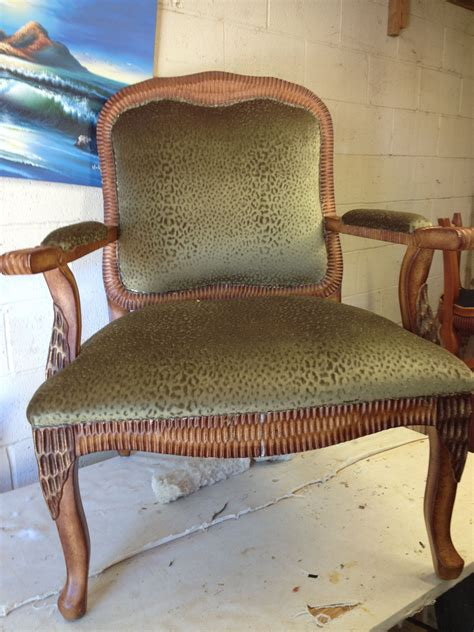 Diy-Reupholstered-Wooden-Arm-Chair-With-Cushions