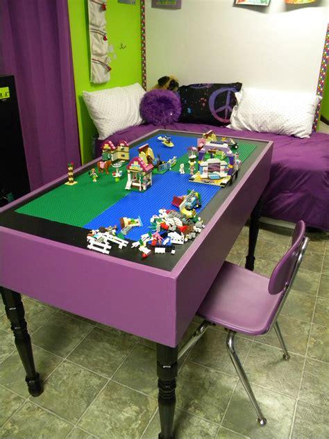 Diy-Reversible-Lego-Table