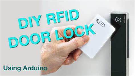 Diy-Rfid-Door-Lock-Hid