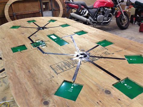 Diy-Rfid-Poker-Table