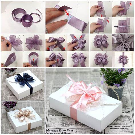 Diy-Ribbon-Bow-For-Gifts