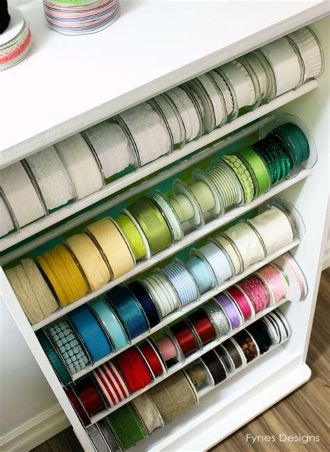 Diy-Ribbon-Shelf
