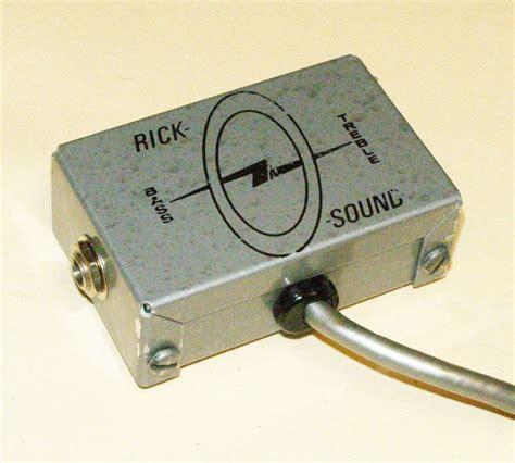 Diy-Rick-O-Sound-Box