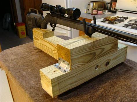 Diy-Rifle-Rest-Wood