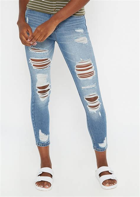 Diy-Ripped-Jeggings