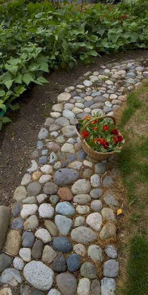 Diy-River-Rock-Patio