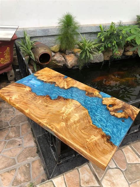 Diy-River-Table-Top