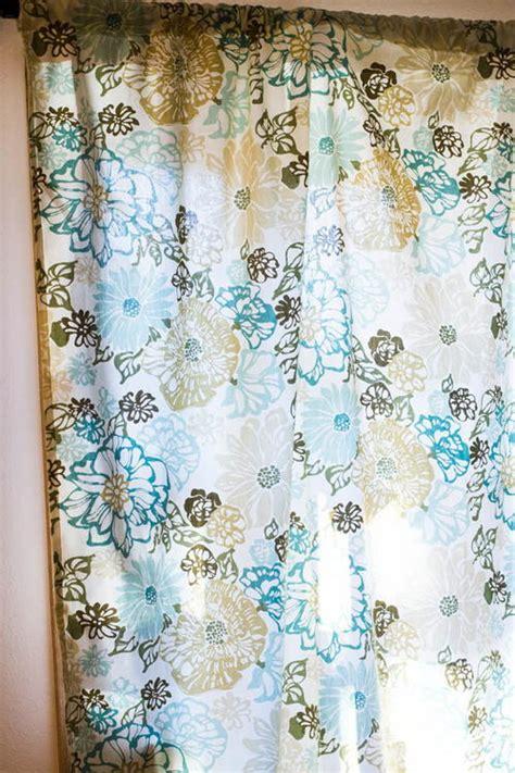 Diy-Rod-Pocket-Curtains