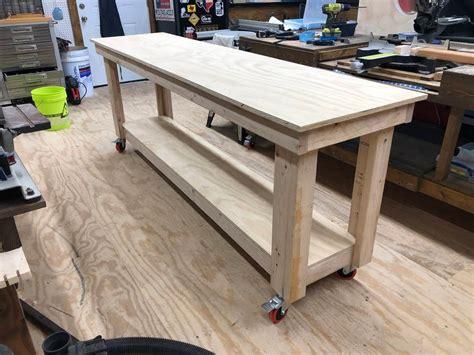 Diy-Roll-Around-Workbench