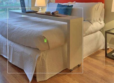 Diy-Rolling-Bed-Table
