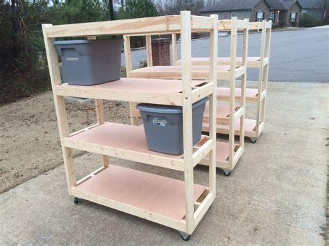 Diy-Rolling-Garage-Shelves