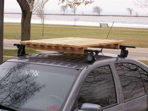 Diy-Roof-Car-Bike-Rack