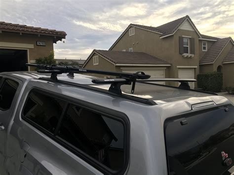 Diy-Roof-Rack-For-My-Camper-Shell