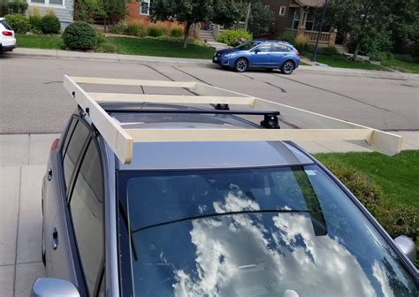Diy-Roof-Rack-For-Plywood