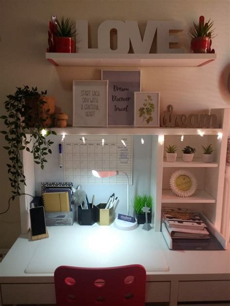 Diy-Room-Decor-For-Teenage-Desk