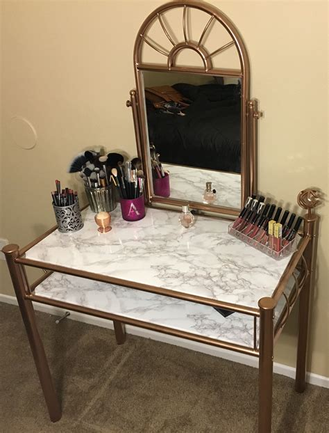 Diy-Rose-Gold-Vanity