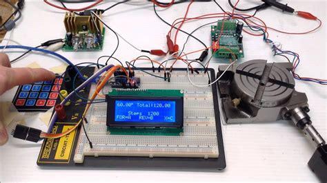 Diy-Rotary-Table-Arduino