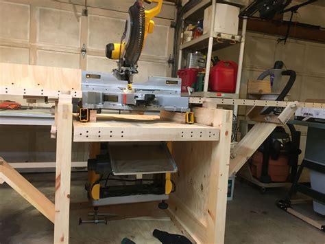 Diy-Rotating-Workbench