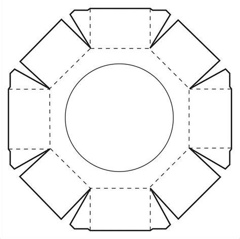 Diy-Round-Box-Template