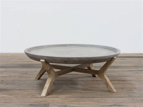 Diy-Round-Concrete-End-Table