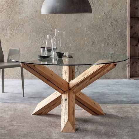 Diy-Round-Glass-Top-Coffee-Table