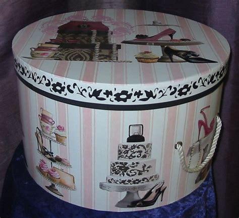 Diy-Round-Hat-Box