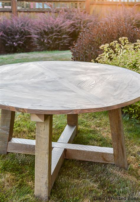 Diy-Round-Table