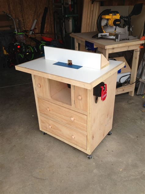 Diy-Router-Table-Projects