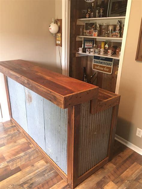 Diy-Rustic-Bar-Cabinet
