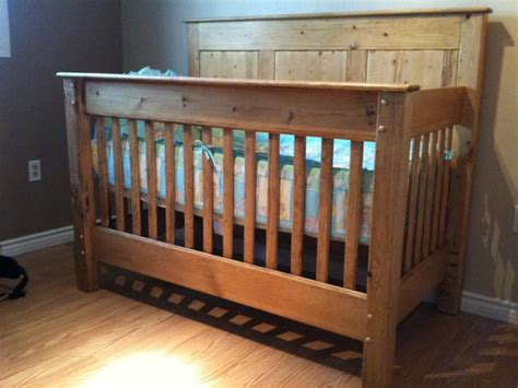 Diy-Rustic-Crib-Plans