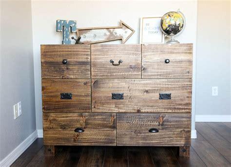 Diy-Rustic-Dresser