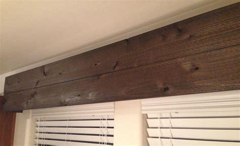 Diy-Rustic-Wood-Valance