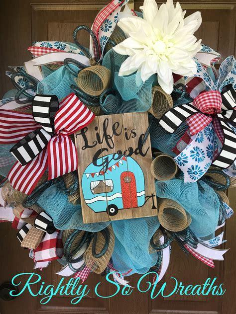 Diy-Rv-Door-Wreaths