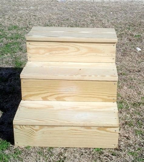 Diy-Rv-Wood-Steps