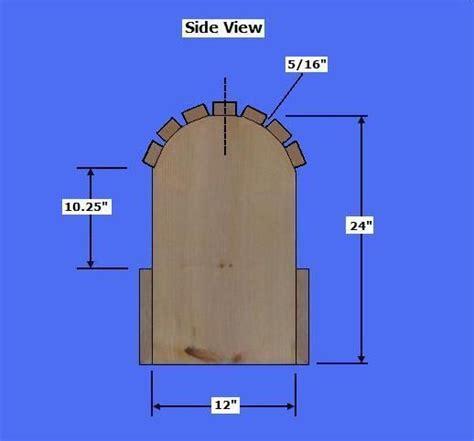 Diy-Saddle-Rack-Dimensions