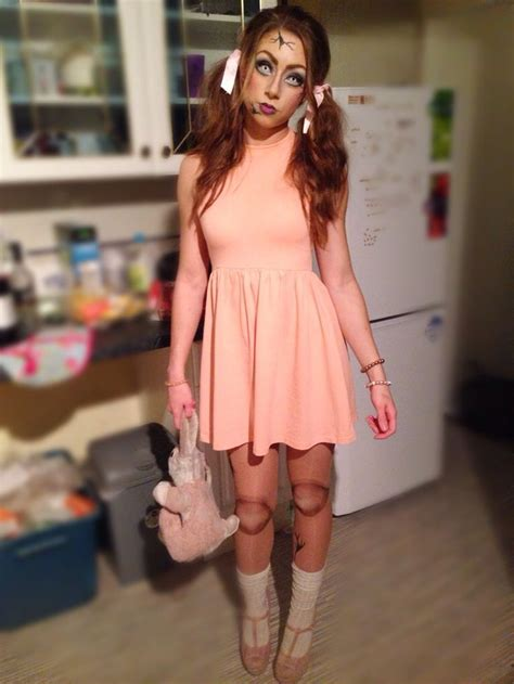 Diy-Scary-Doll-Costume