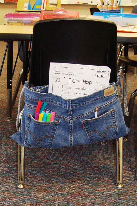 Diy-School-Chair-Bag
