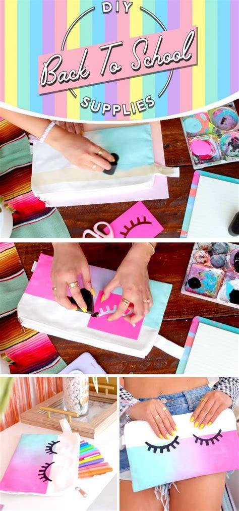 Diy-School-Supplies-For-Teens