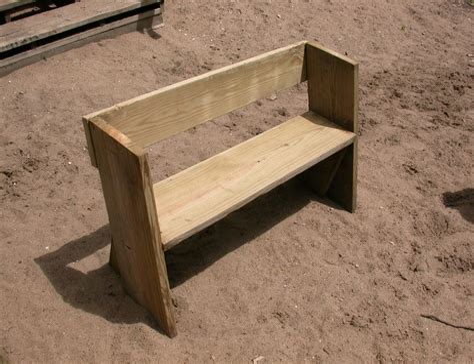 Diy-Scrap-Wood-Bench