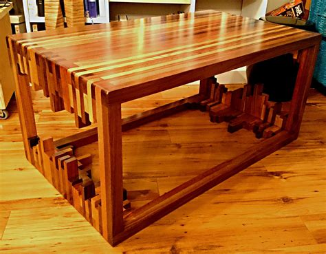 Diy-Scrap-Wood-Coffee-Table