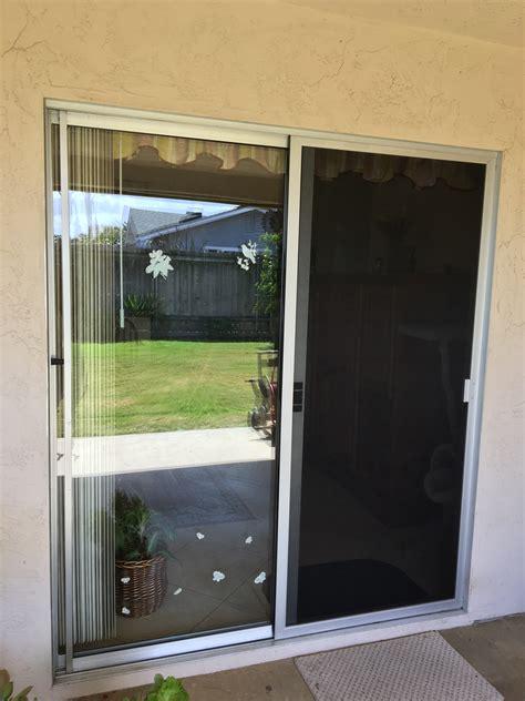 Diy-Screen-For-Sliding-Glass-Door
