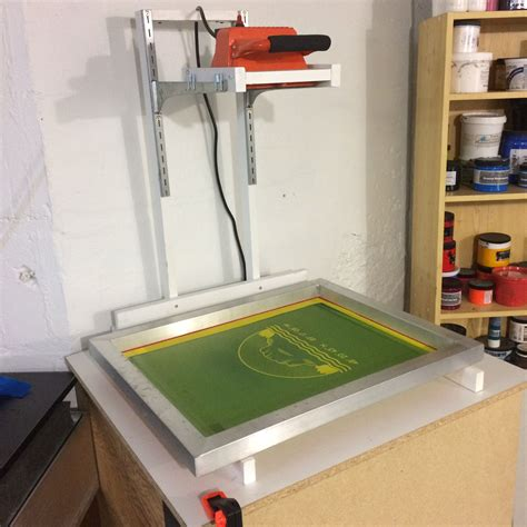 Diy-Screen-Printing-Exposure-Table