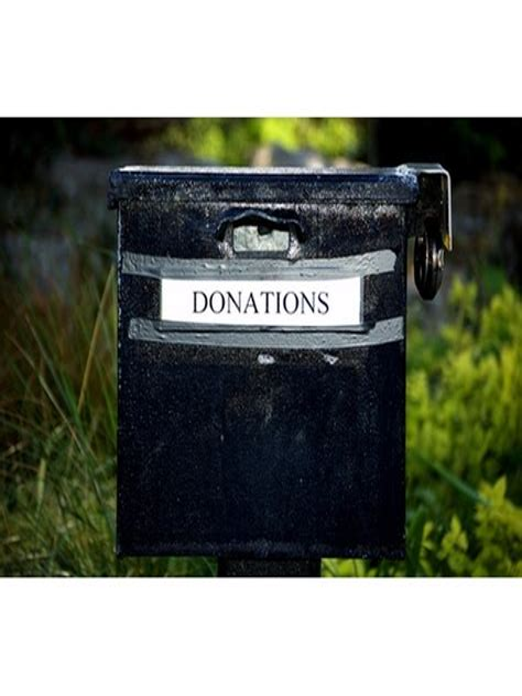 Diy-Secure-Donation-Box