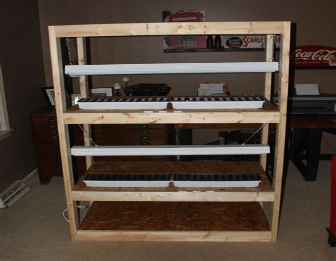Diy-Seed-Starting-Table