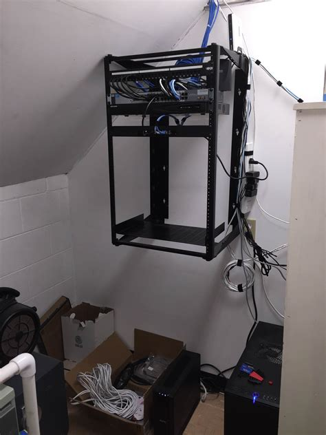Diy-Server-Rack-Setup
