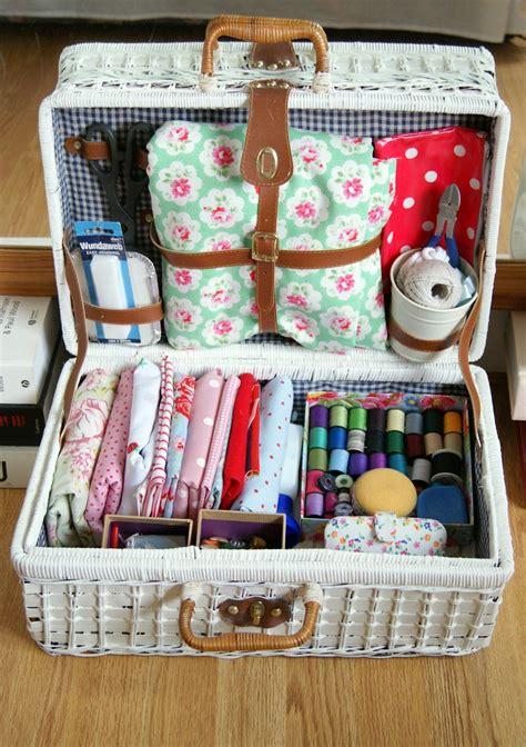 Diy-Sewing-Basket